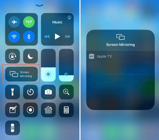 How to Mirror iPhone Screen to Apple TV