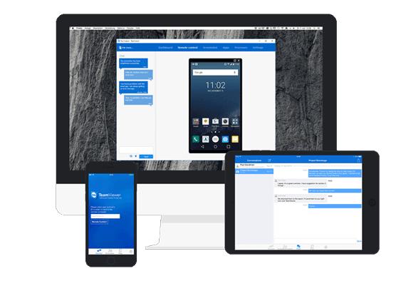 Screen sharing software #3 - TeamViewer