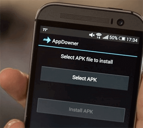 Install Old Version of App File From Other Websites