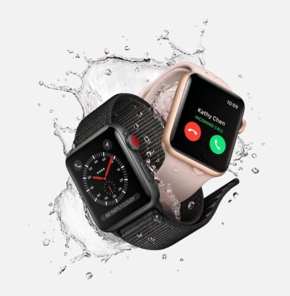pairing apple watch to new phone