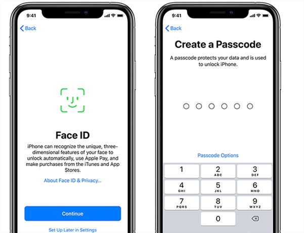 Add a Security Option to the iPhone