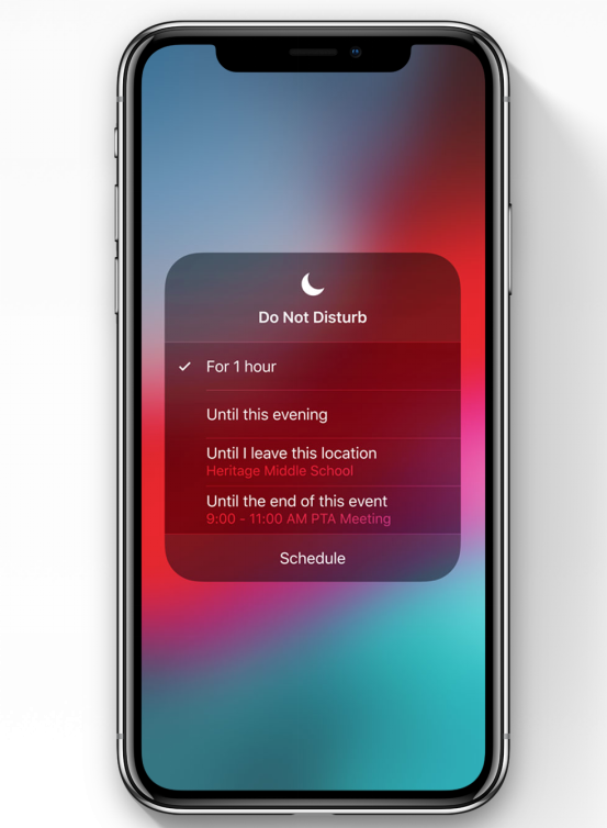 Should I Update to iOS 12 - New Do Not Disturb