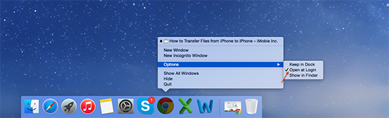How to Stop Google Chrome from Automatically Opening on Mac