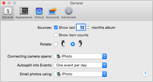 How to Stop iPhoto from Opening Automatically – Step 2