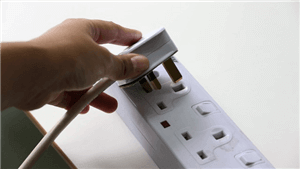 Switch the Power Socket