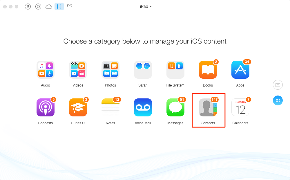 How to transfer photos from ipad mini to mac computer