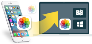 How to Transfer Photos from iPhone 6/6s to Computer