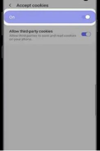 Toggle Accept Cookies