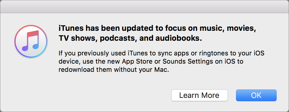Tones/Ringtones Not Showing in iTunes