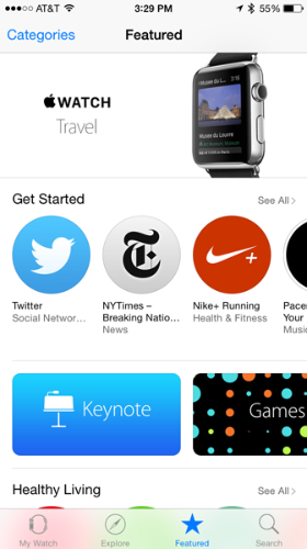 How to Download & Install App on Apple Watch