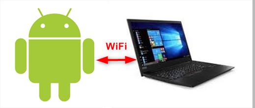 Android File Transfer via WiFi