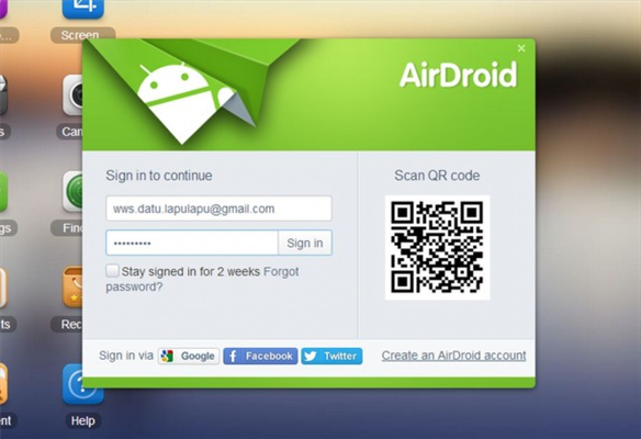Top Android WiFi Transfer - AirDroid