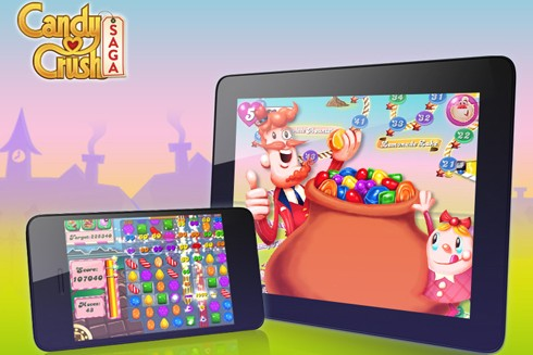 Transfer Candy Crush from iPhone to iPhone/iPad