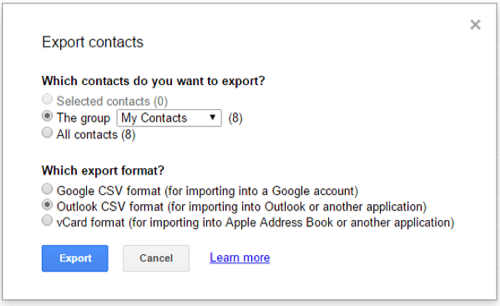 2 Ways to Transfer Contacts from Android to PC