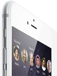 Transfer Contacts from Old iPhone to iPhone 6/6s (Plus)