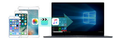 How to Transfer Files from iPhone/iPad to PC via USB