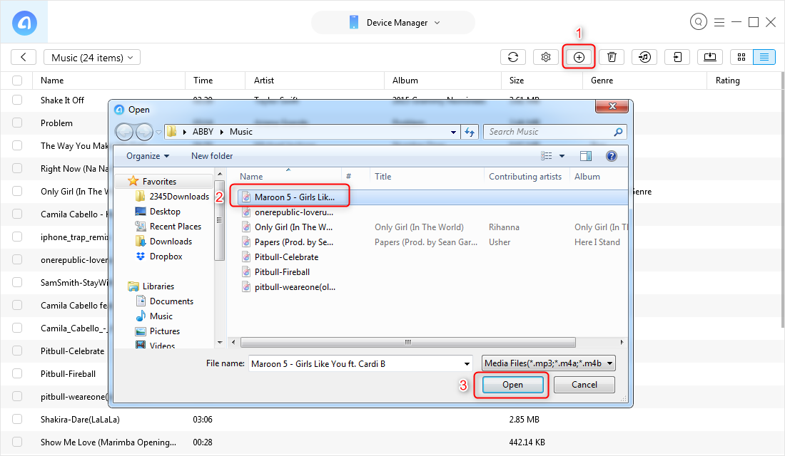 How to Transfer Files from PC to iPhone without iTunes - iMobie