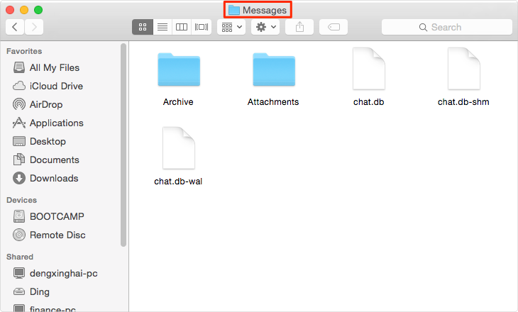 How to Transfer iMessage History to New Mac