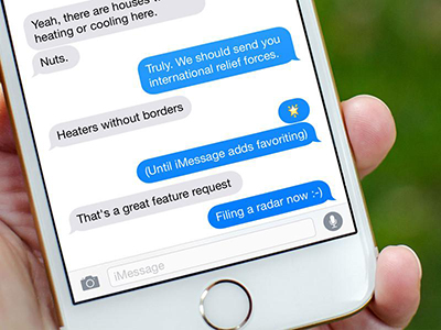 Transfer iMessages to New iPhone