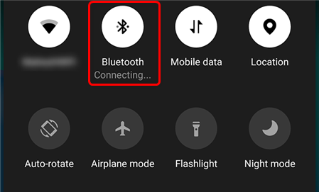 Enable Bluetooth on Android