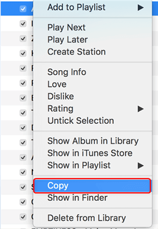 Copy Music from iTunes to Android