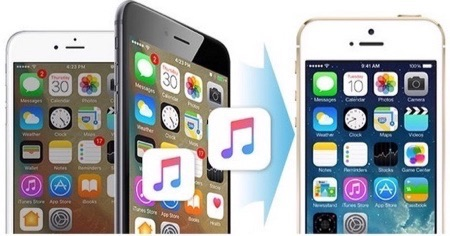 How to Transfer Songs from iPhone to iPhone