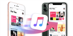 Transfer Songs to New iPhone