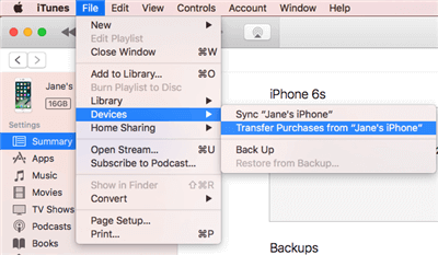 How to Transfer Music from One iPhone to Another with iTunes
