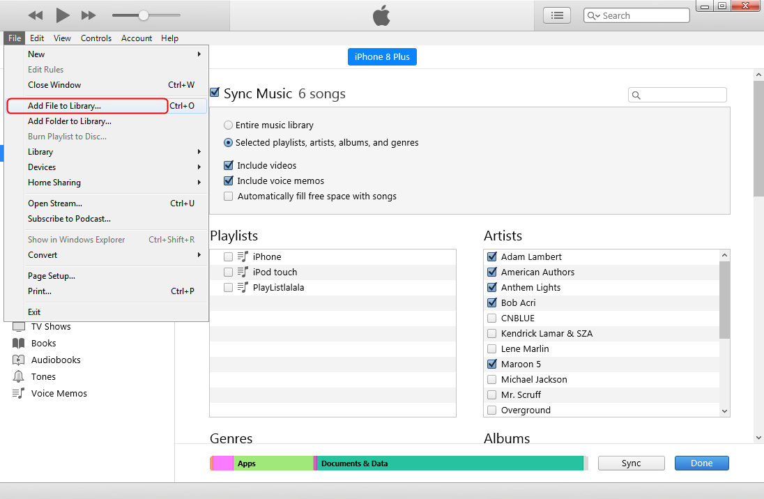 How To Transfer Music From Windows To Iphone Imobie