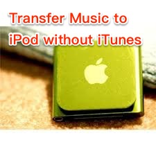 How to Put Music on iPod [Simplest Method]