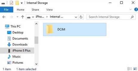 How to Transfer Photos from iPhone to Flash Drive on Windows