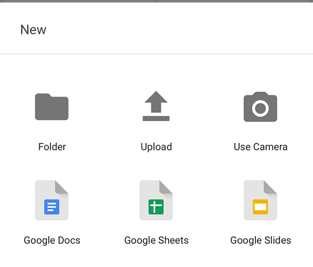 Upload Photos from iPhone to Google Drive