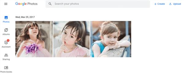Sync Photos fromPC to iPad with Google Photos