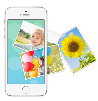 Send Pictures from iPhone to iPad with AnyTrans