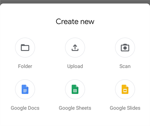 Upload Video to Google Drive
