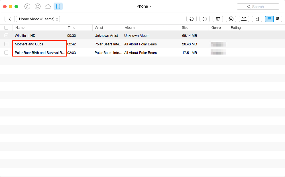 how to download videos from itunes to computer