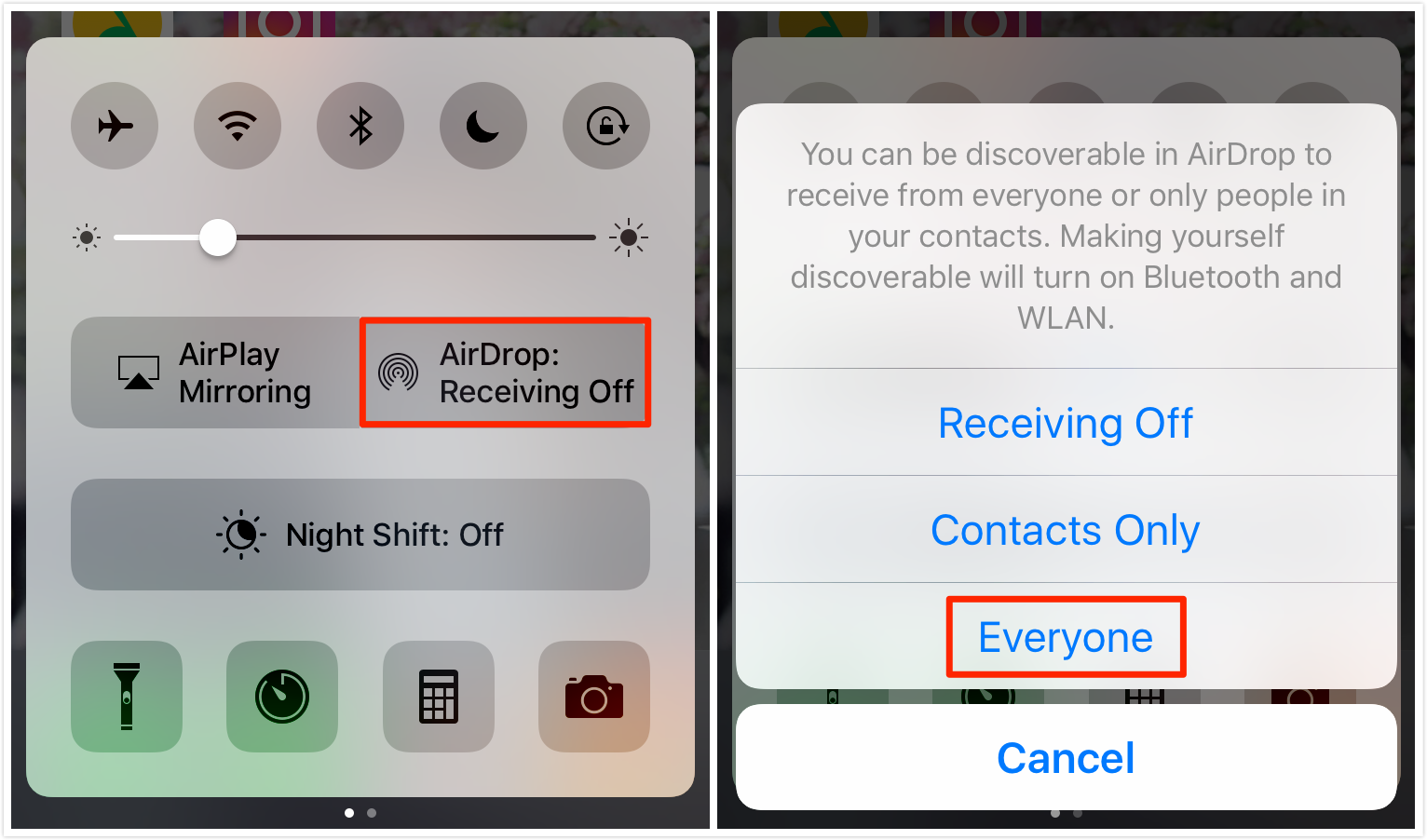 How to Transfer Videos from iPhone to iPhone 7/7 Plus via AirDrop