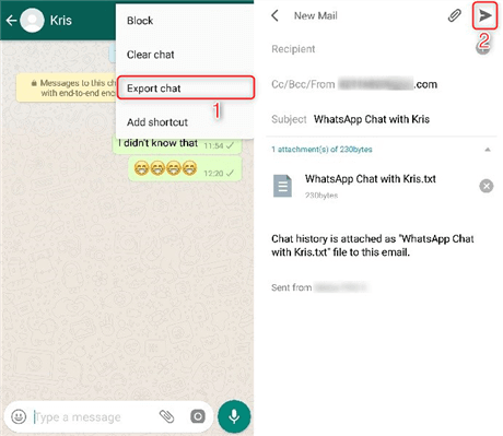 How to Transfer WhatsApp from Android to iPhone 12/11/X/XS/XS Max/XR
