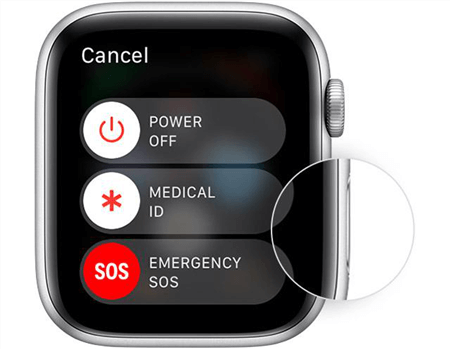 Turn off Your Apple Watch