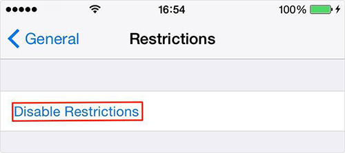 Disable Apple Music's Connect in Music on iOS 8.4 – Step 2