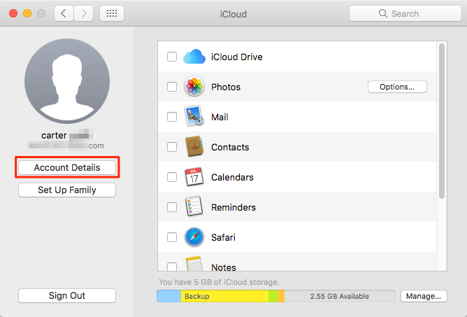 How to Turn on Two-Step Verification on Mac – Step 2