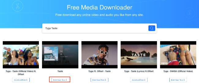 How to Free Download Tyga Taste MP3