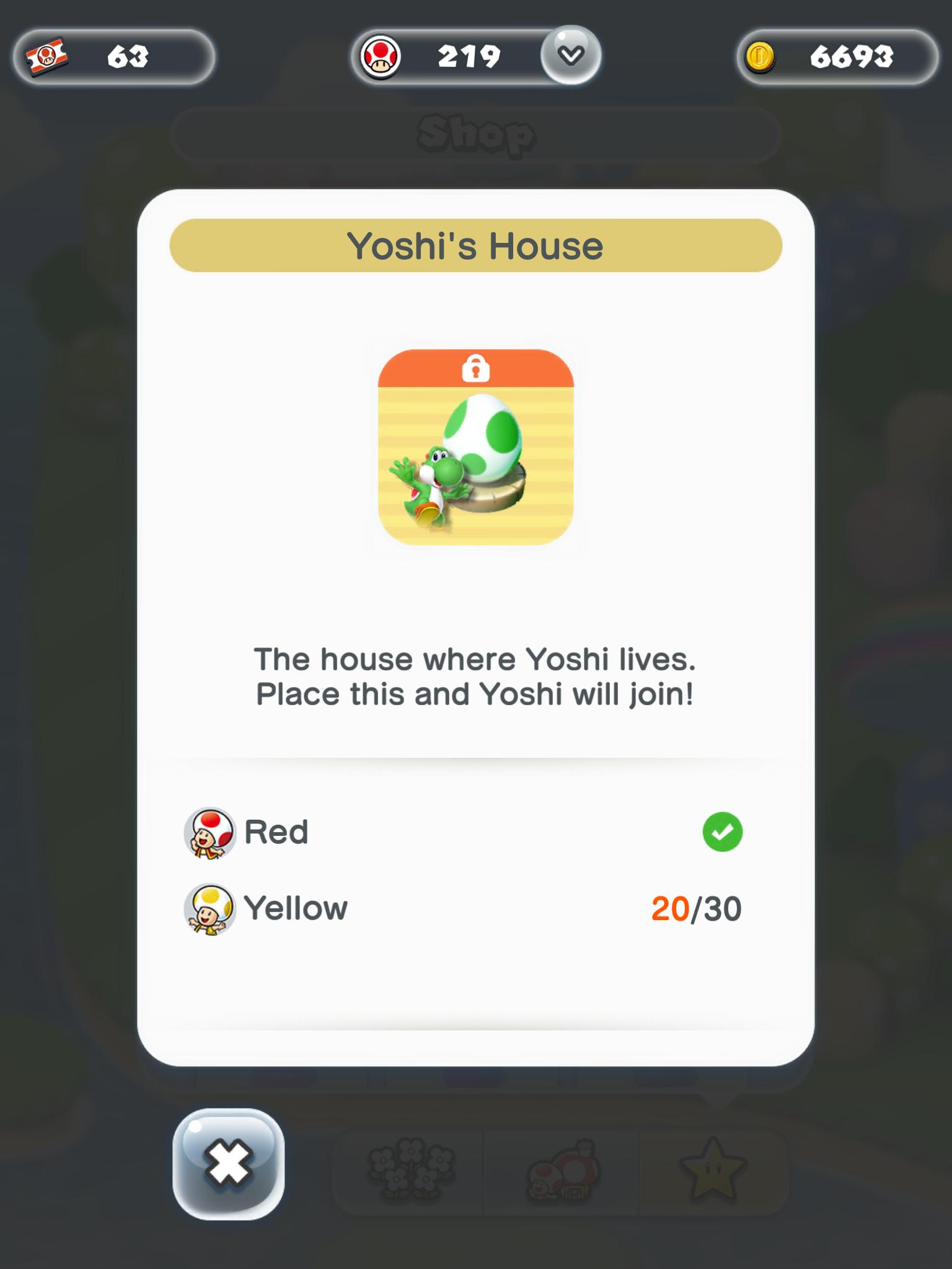 How to Get Yoshi in Super Mario Run