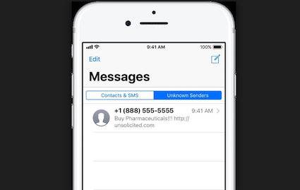 4 Ways to Fix Messages from Unknown Sender Not Found on iPhone