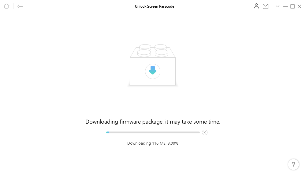 The Firmware is Downloading Now