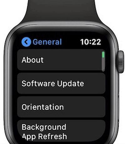 Update Your Apple Watch
