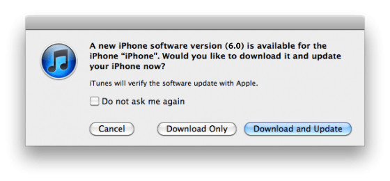 Download and Update iTunes