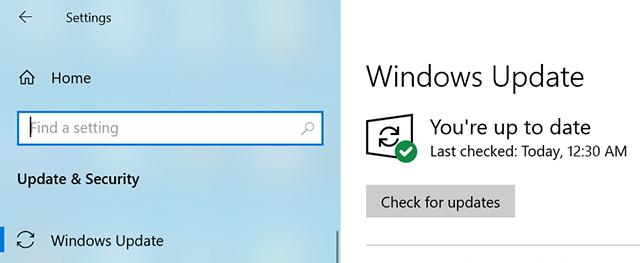 Update Windows Computer