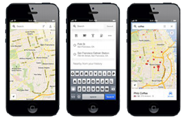 How to Use iPhone Maps App