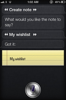 How to Use Siri to Dictate Notes on iPhone/iPad